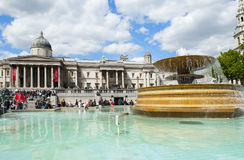 Le National Gallery Photographie stock