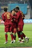 Le national portugais coulent Image stock