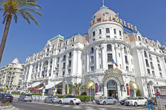 Le Negresco Stock Photography