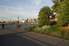 Le Nelson A Parc 20 de Rockefeller photo stock