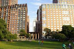 Le Nelson un parc 35 de Rockefeller images libres de droits