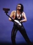 Le nettoyeur principal d'arme-vide Image stock