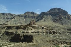Le Nevada le long de la route par l'Utah photographie stock
