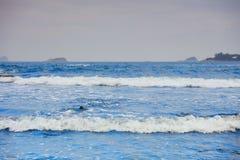 Le Ngam Tau Sha de la côte photographie stock