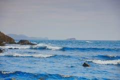 Le Ngam Tau Sha de la côte images stock