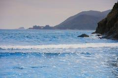 Le Ngam Tau Sha de la côte images libres de droits