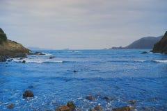 Le Ngam Tau Sha de la côte image stock