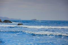 Le Ngam Tau Sha de la côte image libre de droits