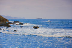 Le Ngam Tau Sha de la côte photo stock