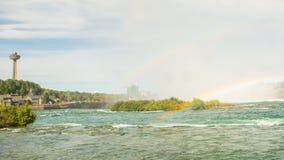 Le Niagara Falls photos libres de droits