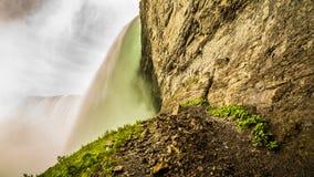 Le Niagara Falls image libre de droits