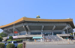 Le Nippon Budokan Tokyo photos stock