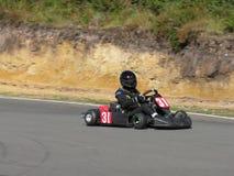 Le noir vont Kart images stock
