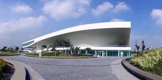 Le nouveau centre pour les arts du spectacle Images stock