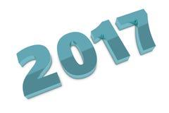 Le nouveau métal de 2017 ans figure le mensonge sur le plancher Image libre de droits