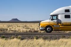 Le Nouveau Mexique - 10 d'un état à un autre Photographie stock