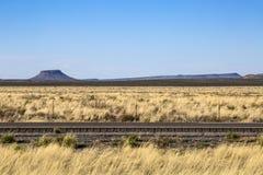 Le Nouveau Mexique - 10 d'un état à un autre Photo stock
