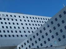 Le nouvel hôpital de l'espace vert Photographie stock