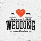 Le nozze badges le carte e le etichette per c'è ne uso Immagine Stock