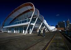 Le nuage Auckland Photographie stock libre de droits