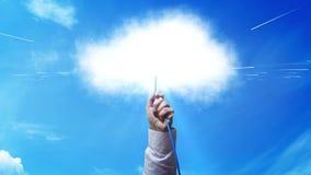 Le nuage - branchez à de grandes données clips vidéos