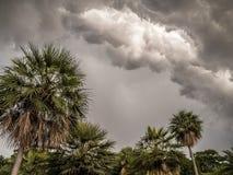 Le nuageux image libre de droits