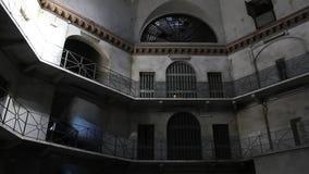 LE Nuove, η παλαιά φυλακή του Τορίνου Ιταλία - 2013 απόθεμα βίντεο