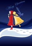 Le nuove speranze di natale Royalty Illustrazione gratis
