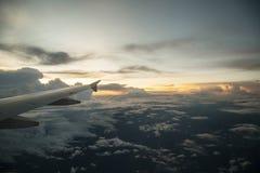 Le nuvole Fotografia Stock Libera da Diritti