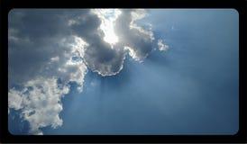 Le nuvole astratte strutturano il modello smussato per il sito Web, progettazione astratta del fondo del modello dei grafici di i fotografia stock