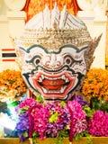 Le orchidee 2014 di Bangkok del modello Immagini Stock