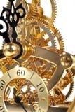 Le ore si chiudono in su Fotografia Stock Libera da Diritti
