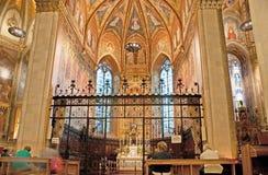 Le pèlerinage à Loreto photo stock