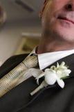 Le père de la mariée photo stock