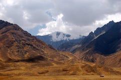 Le Pérou Photo libre de droits