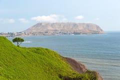 le Pérou de Lima Images stock