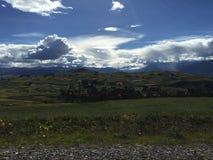 Le Pérou - le Cusco Image stock