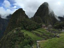 Le Pérou - le Machu Picchu Photographie stock