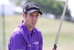 Le pêcheur de Ross au Français de golf ouvrent 2010 photographie stock