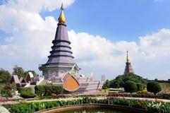 Le pagode Immagine Stock Libera da Diritti