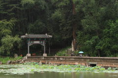 Le palais d'été de Chengde Photographie stock libre de droits
