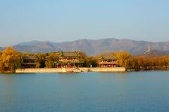 Le palais d'été, Pékin, Chine photo libre de droits
