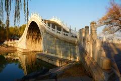 Le palais d'été, Pékin, Chine images stock