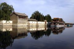 Le palais d'été, Pékin, Chine Photos libres de droits