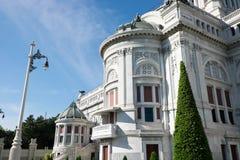 Le palais d'Ananta Samakhom - 2016 Images stock