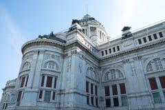 Le palais d'Ananta Samakhom - 2016 Images libres de droits