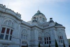 Le palais d'Ananta Samakhom - 2016 Image stock