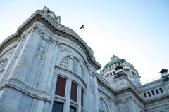 Le palais d'Ananta Samakhom - 2016 Photo libre de droits