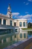 Le palais de Beaumont à Pau Images stock