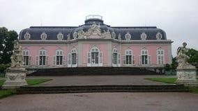 Le palais de Benrath Photos libres de droits